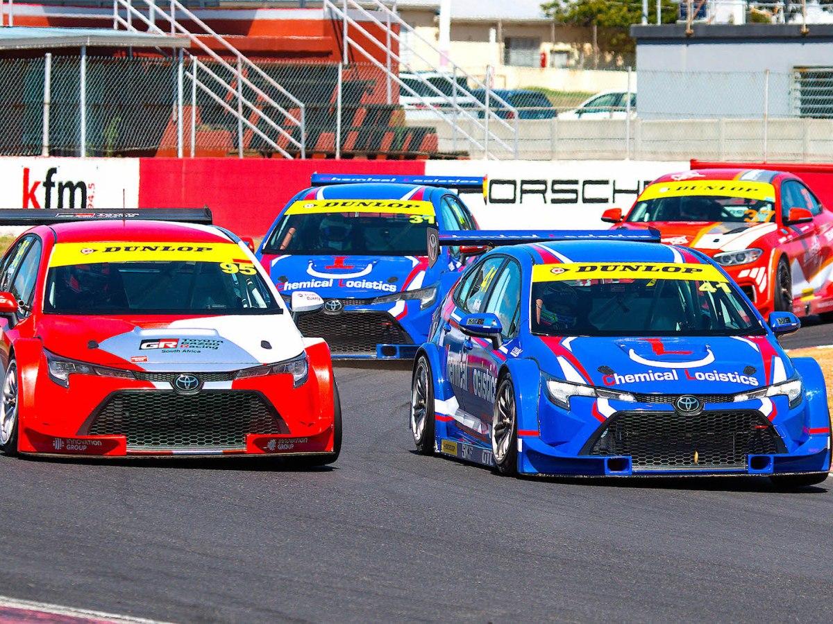 Toyota Gazoo Racing Week 27