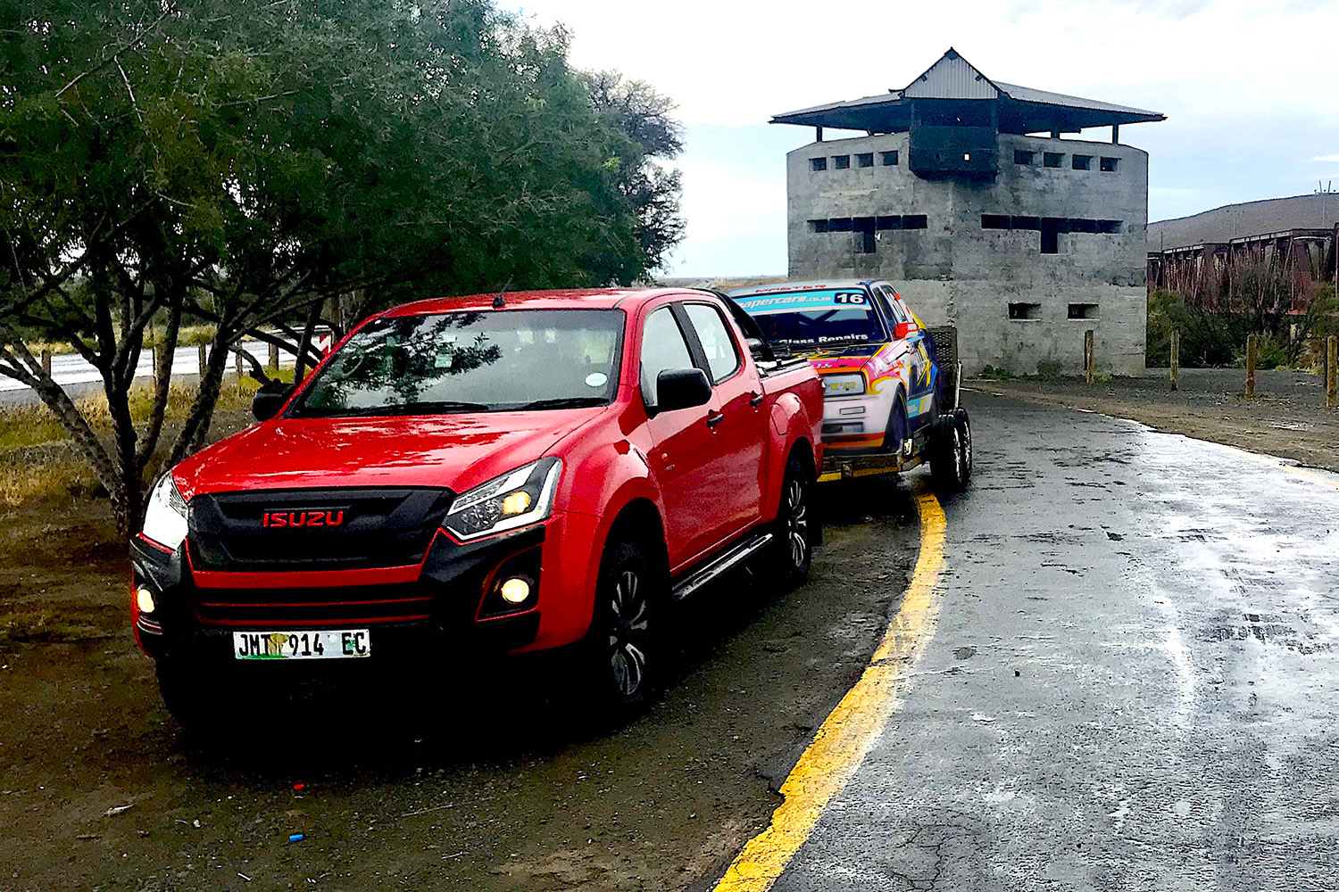 ISUZU PULLS OUT OF ITS BOOTS – D-MAX 250 TOW TEST