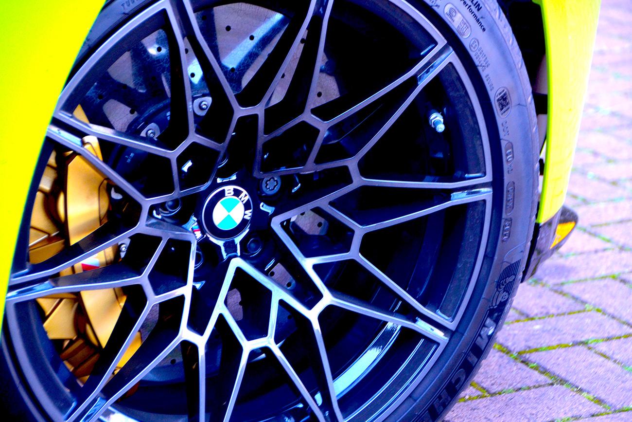 M4 Wheel