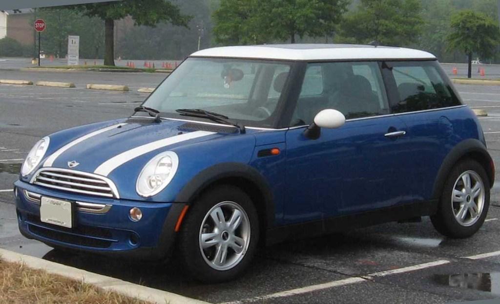 Mini Cooper 2001 модельного года
