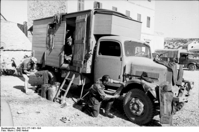 Mercedes-Benz L3000 (1943)