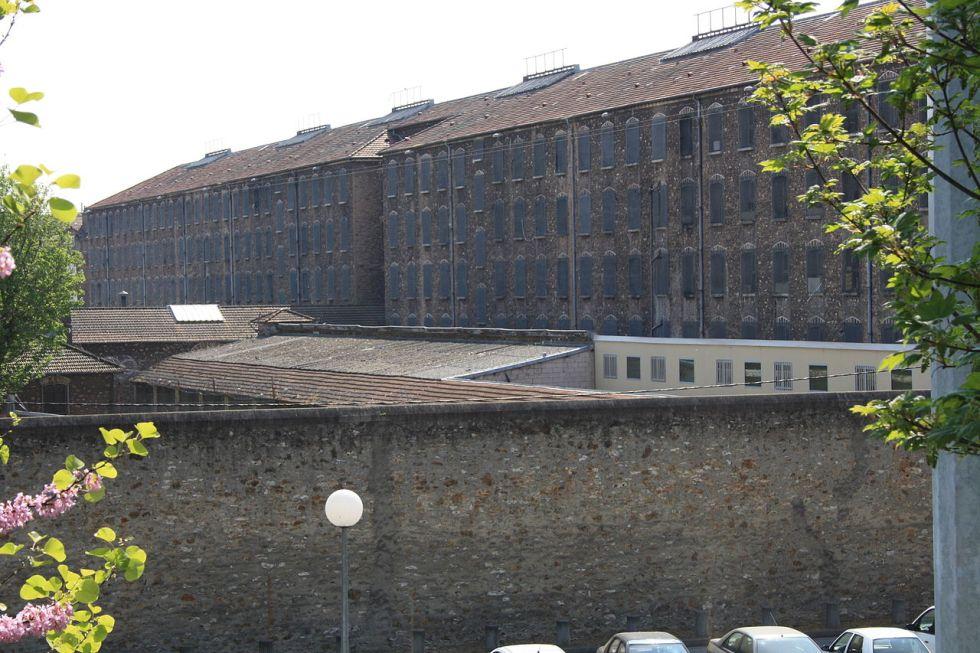 Тюрьма Фреснес — место где погиб Луи Рено