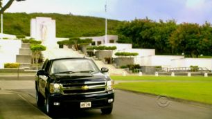 McGarrett's Chevrolet SIlverado