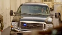 The Ford Excursion is used for recon missions