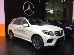 Mercedes GLE Plug-In Hybrid