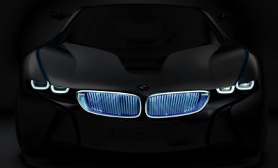 BMW Laser Light Headlights