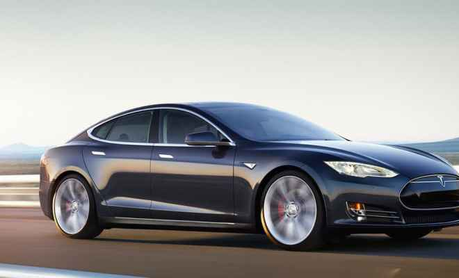 tesla motors debuts the model s d series the d stands for dual motor all wheel drive autopilot the auto future