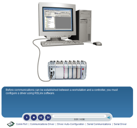 RSLogix 5000 Start Page Videos Section 2 Connect