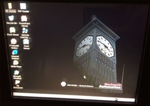 3 PanelView Plus 6 WinCE Desktop