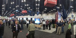 Show Floor at Automation Fair 2013 Featured Image
