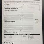 FactoryTalk ViewStudio Machine Edition Software Registration form