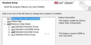 RSLinx Classic Setup Fi