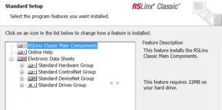 RSLinx Classic Setup