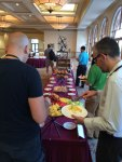 RSTechED 2014 20 Breakfast 1