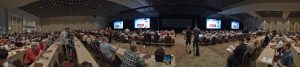 RSTechED 2014 5 General Session Panoramic