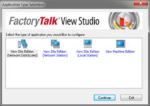 FTView_8_Select_Application