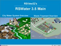 RSView32 RSWater
