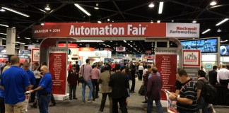 Automation Fair 2014 7 entrance
