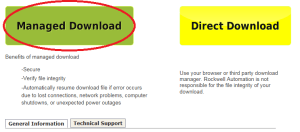 How to Download PlantPAx Process Objects 8