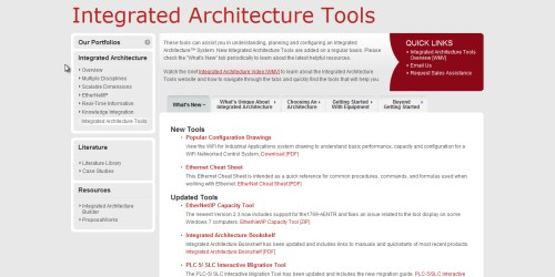 1 How to get the Ethernet IP Capacity Tool