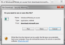 Windows XP Mode 04