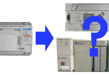 MicroLogix 1500 to 1400 or CompactLogix