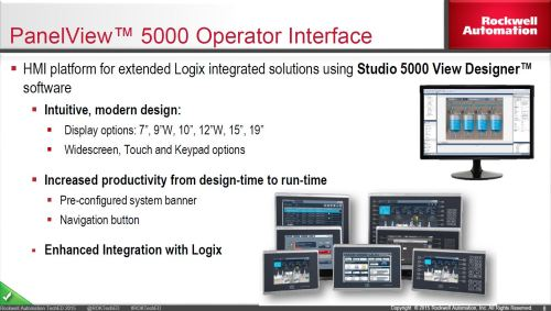 New in IA - PV5000 as seen at TechED 2015