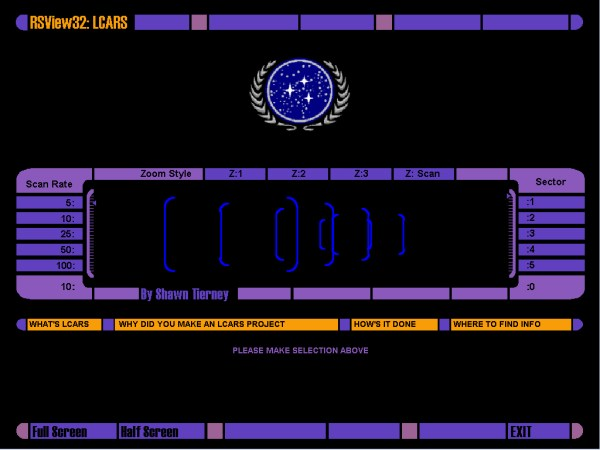 Shawn's RSView32 Star Trek Menus