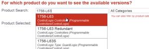 PCDC-Available-Versions-TypeinCat