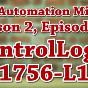 Episode 43 from Season 2 of The Automation Minute