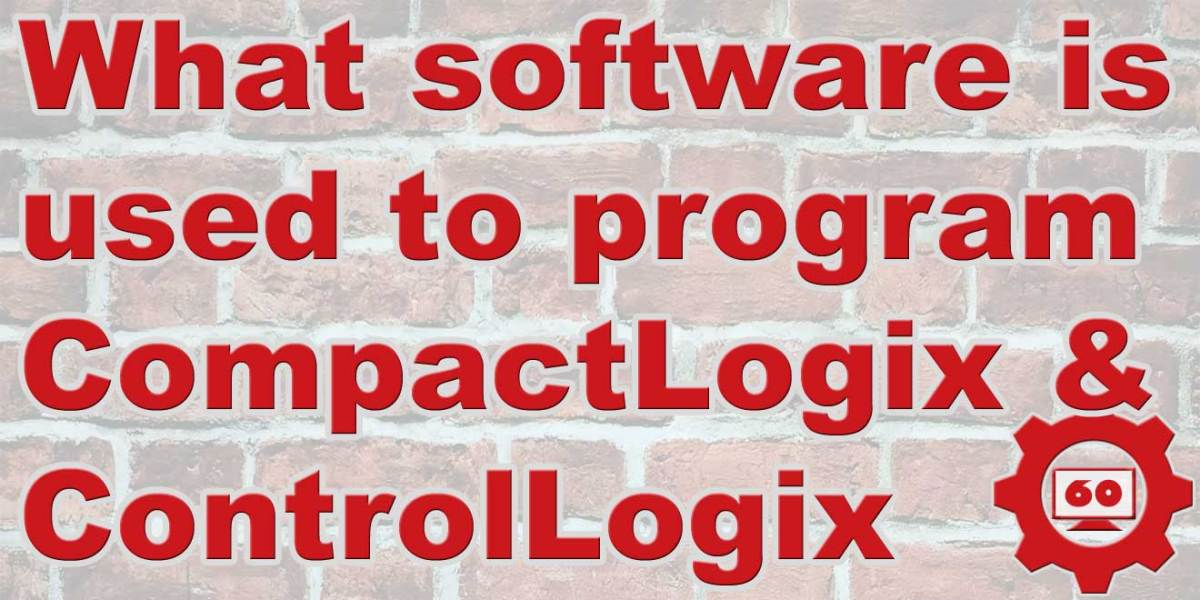 Learn about the programming software used with CompactLogix and ControlLogix