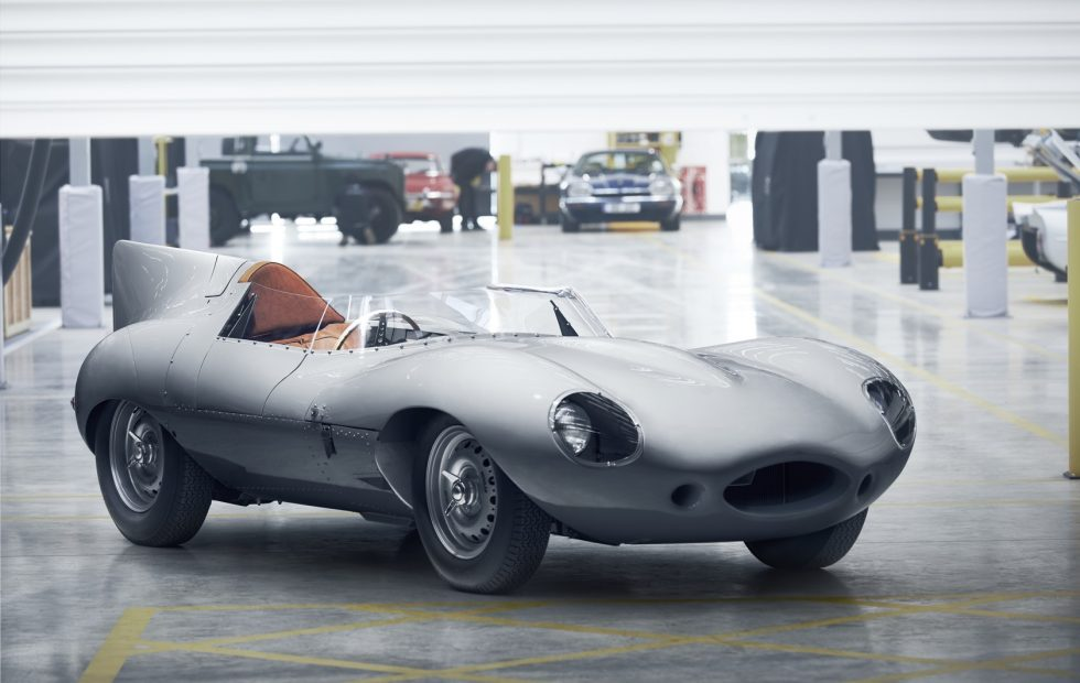 Jaguar D-Type Continuation — Rapport