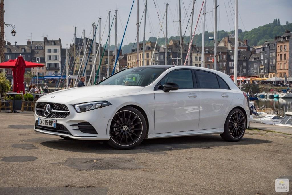 Essai nouvelle Mercedes-Benz Classe A 200 2018 (W177)