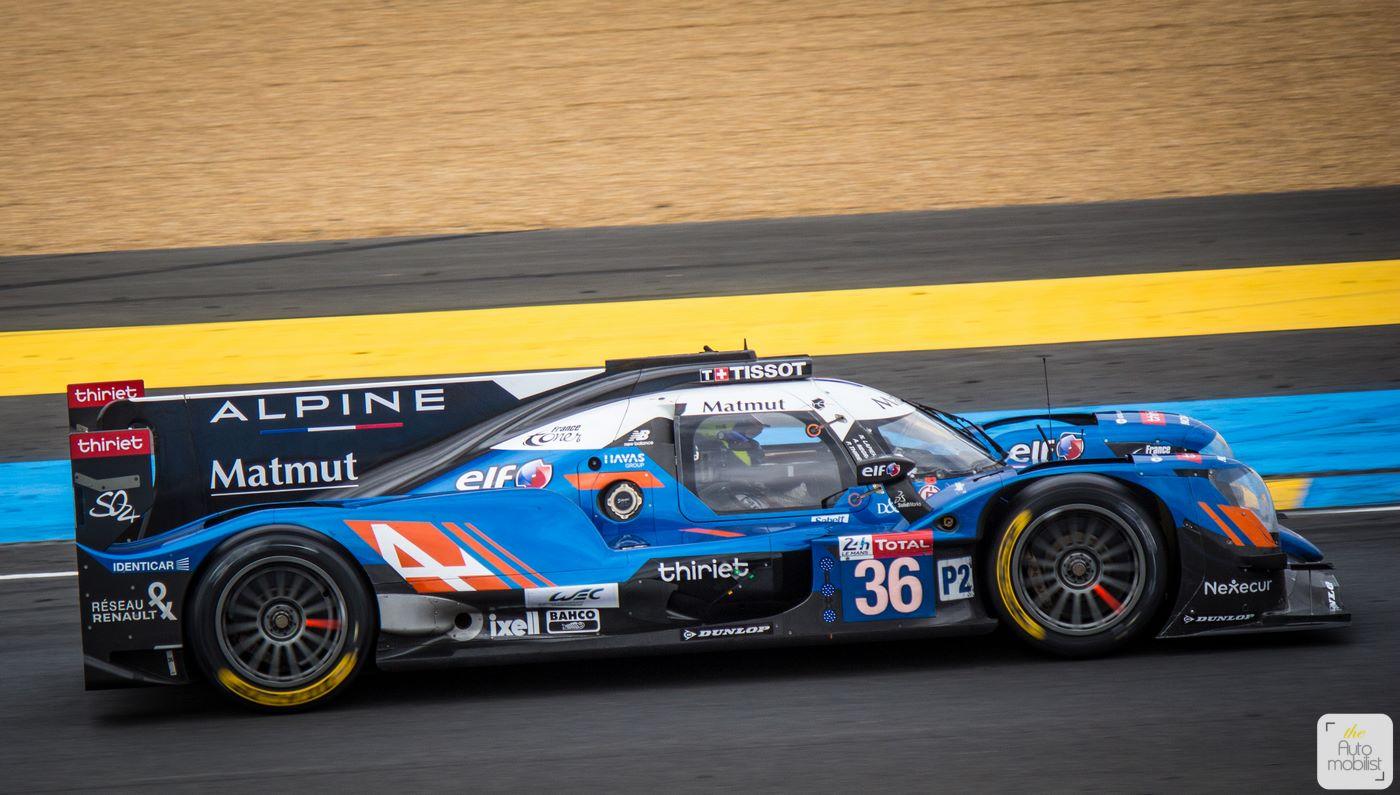 Le Mans 2018 - Alpine déclarée vainqueur LMP2 sur tapis vert