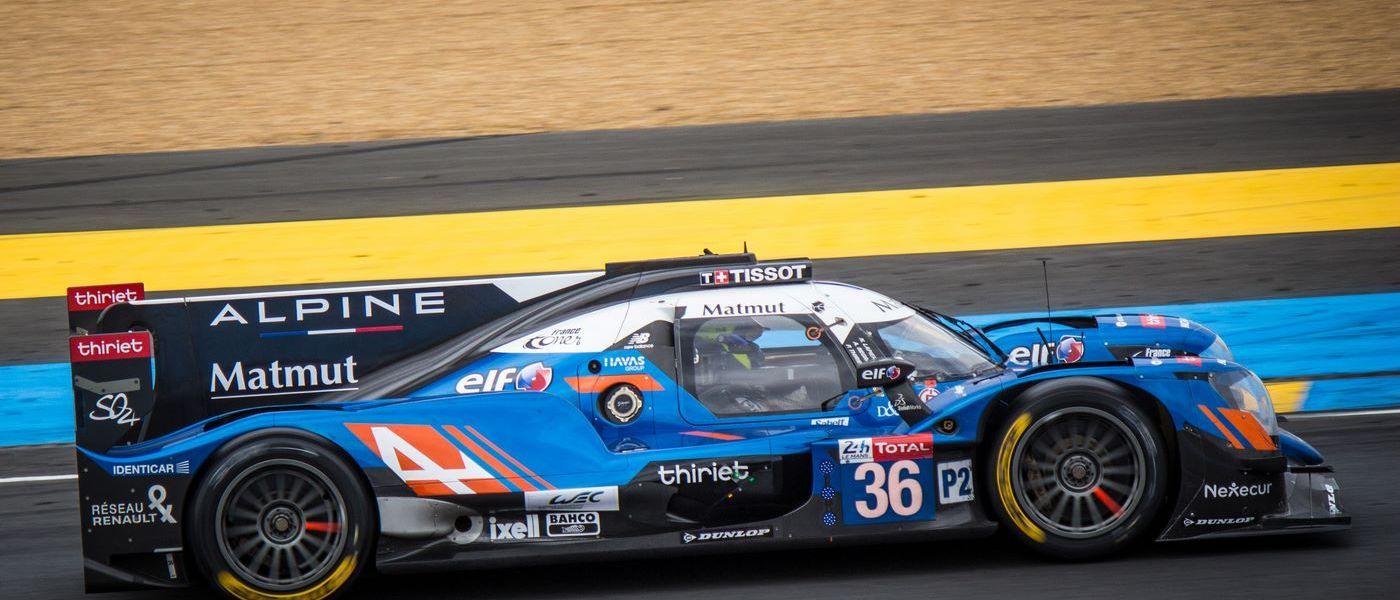 24 Heures du Mans 2018 LMP2