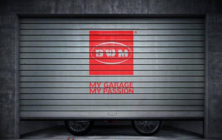 SWM My Garage My Passion