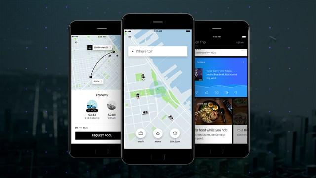 Uber latest app