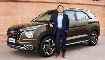 Hyundai launches Hyundai Alcazar