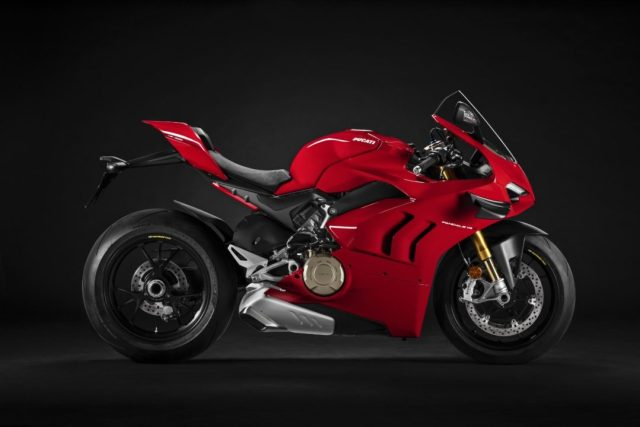 Ducati launches the BS6 Panigale