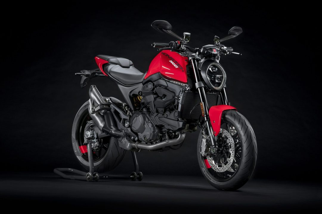 Ducati launches the 2021 Ducati Monster in India
