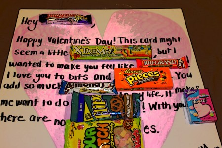 Imagenes De Valentines Day Candy Letter