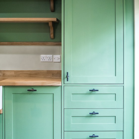 Bespoke kitchen In Chalke Green Skipton