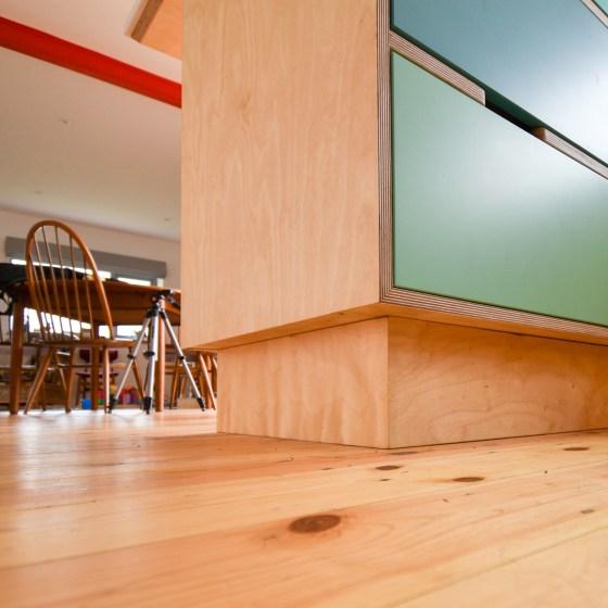 Handmade Birch Plywood kitchens Skipton