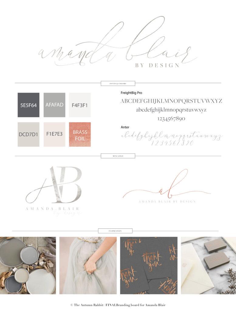 Custom Logo & Branding Project