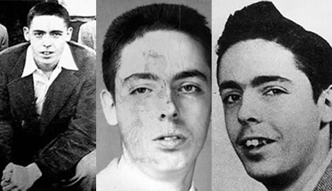 Pynchon, back in the day.