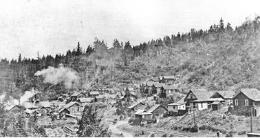 Wendling Mill Town, 1915