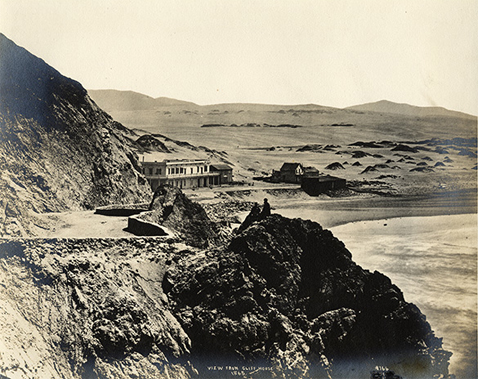 Cliff House, 1865