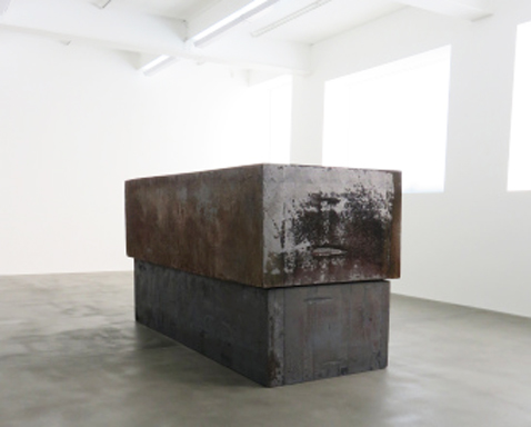 """Dead Load"" by Richard Serra"