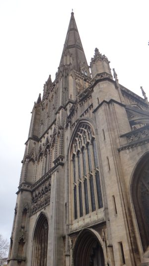 St Mary's Church- Bristol