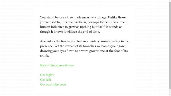 T&G Screenshot 1- Tree